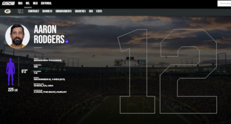 OSDB co-founder Ryan Rottman talks teaming up with Aaron Rodgers