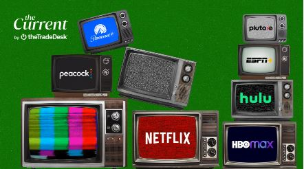 Peacock, Paramount+ are eating into Netflix's market share. Here's what it means for advertisers. | The Trade Desk