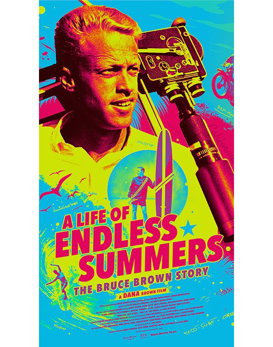 Mediapsssst: Agency-Produced Film About Surfing Documentarian Bruce Brown Hits Theaters