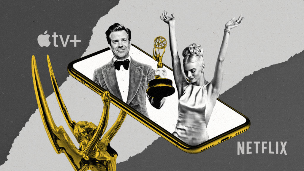 From 'Ted Lasso' to 'The Queen's Gambit:' Why streaming platforms dominated the Emmys | The Trade Desk
